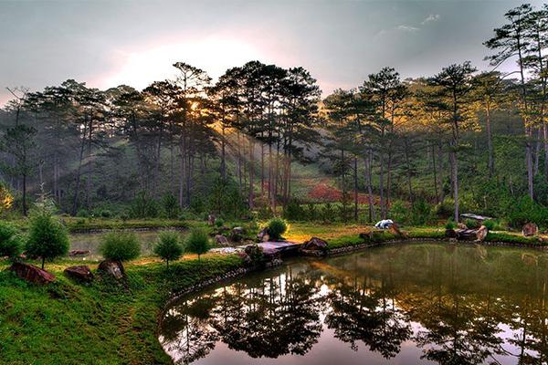 Vườn quốc gia Bidoup đầy bí ẩn