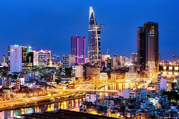 Vẻ đẹp tráng lệ của Sài Gòn