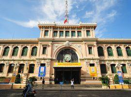 Giá vé máy bay đi Sài Gòn Vietnam Airlines