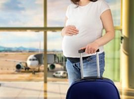 Bà bầu đi máy bay Vietjet cần giấy tờ gì