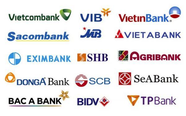 Một số ngân hàng hỗ trợ thanh toán qua Internet Banking